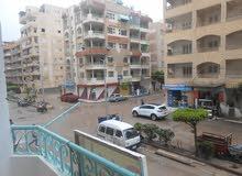 شقة سوبر لوكس في شارع رئيسي - مسجلة شاطئ النخيل الاسكندرية