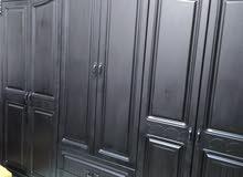 One big 6 door cupboard
