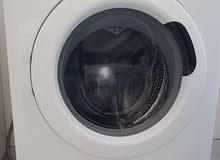 6month used washing machine under warranty