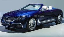 Mercedes-Benz E 53 AMG 4Matic - HOFELE HE 53 Cabriolet