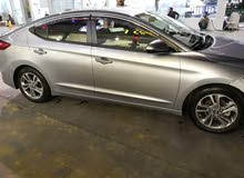 Silver Hyundai Elantra 2017 for sale