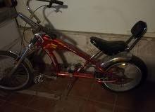 للبيع دراجه رياضيه شبيه بالدباب