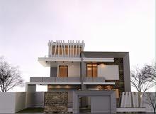 تصميم  منازل ومباني مميزة و تنفيد تصميم بدقة