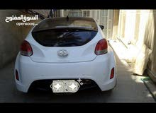 White Hyundai Veloster 2013 for sale