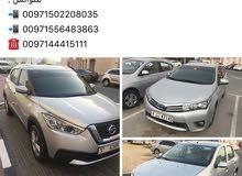 Dubai - 2020 Hyundai for rent
