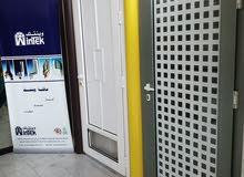 ابواب ونوافذ PVC تقنية المانية