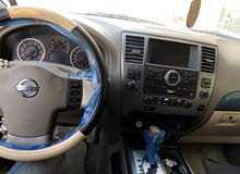 Gasoline Fuel/Power   Nissan Armada 2009