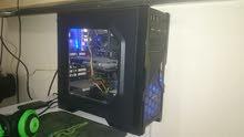 كمبيوتر تجميع للقيمزر بحالة ممتازة للبيع