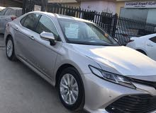 New condition Toyota Camry 2019 with 0 km mileage
