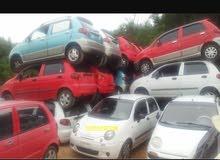 قطع غيار سيارات ماتيز