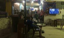 قهوه للايجار في شارع رئيسي بين الهرم وفيصل