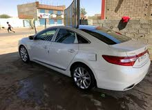 Hyundai Azera 2013 For sale - White color