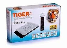 رسيفر تايجر i555 pro