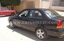 هيونداي فيرنا 2012 لايجار بدون سائق للمدد فقط والشركات