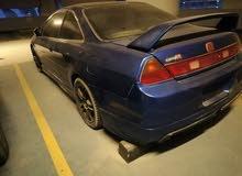 هوندا اكورد كوبية للبيع موديل 1998 لهواة التميز Honda Accord Coupe