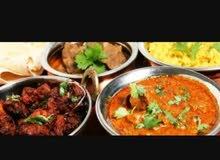 الماكولات الهندية بنكهة الاصية