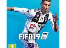 Fifa 19 ps4 عربية