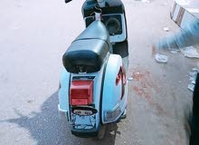 Vespa motorbike for sale made in 2015