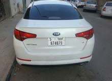 For sale Kia Optima car in Tripoli