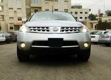 Used condition Nissan Murano 2007 with 110,000 - 119,999 km mileage
