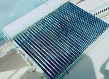 الحلول العلمية للسخانات الشمسية