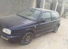 2002 Used Golf with Manual transmission is available for sale