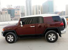 Toyota FJ Cruiser made in 2009 for sale
