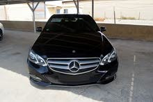 Used condition Mercedes Benz E 250 2016 with 50,000 - 59,999 km mileage