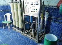محطة تحلية المياه على سبع مراحل
