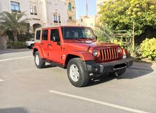 Jeep Wrangler 2009 (Orange)