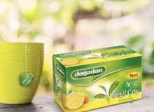 شاي دودغان ليمون