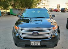 Ford Explorer 2013 model, 86,000 km 4x4 in an excellent condition, first owner