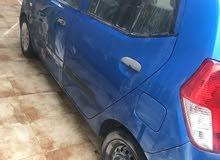 Gasoline Fuel/Power   Hyundai i10 2011