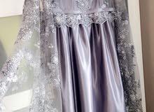 فستان سهرة جديد