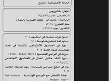 مهندس مدني يبحث عن عمل في السعوديه
