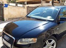 Audi A4 2008 For sale - Black color