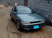 1993 Used Corolla with Automatic transmission is available for sale