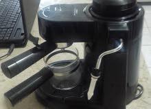 ماكنة قهوة اسبرسو  و كابتشينو المانية الصنع ماركة ismet es561