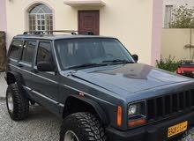 For sale 1999 Grey Cherokee