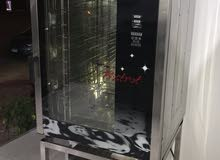 convection oven  Italy 10 trays 40x60