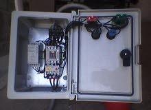 فني صيانه وتصميم دوائر التحكم والحمايه الكهربائيه