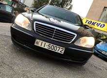 For sale Mercedes Benz S350 car in Amman
