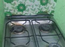 طباخ جديد مستعمل وبي مجال