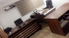 مكتب مفروش للإيجار في منطقة العبدلي