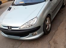 Peugeot 206 2006 For sale - Blue color