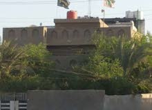 بيت طابقين طابو صرف وقطعة ملاصقة طابو صرف في صبخة العرب على الشارع العام