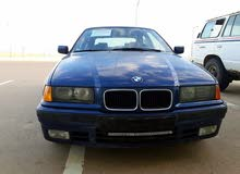 Used condition BMW 316 1996 with +200,000 km mileage