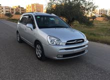 Silver Kia Carens 2007 for sale