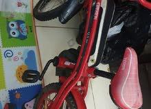 دراجة هوائية نوع فراري واخر غير للبيع
