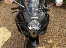 New Suzuki motorbike is up for sale